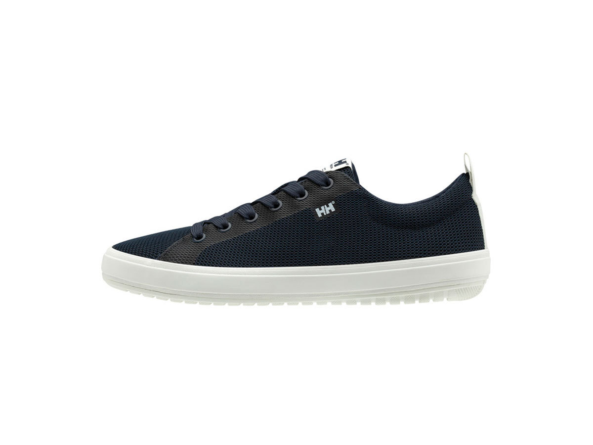Helly Hansen SCURRY V3 - NAVY / OFF WHITE - EU 40.5/US 7.5 (11550_597-7.5 )