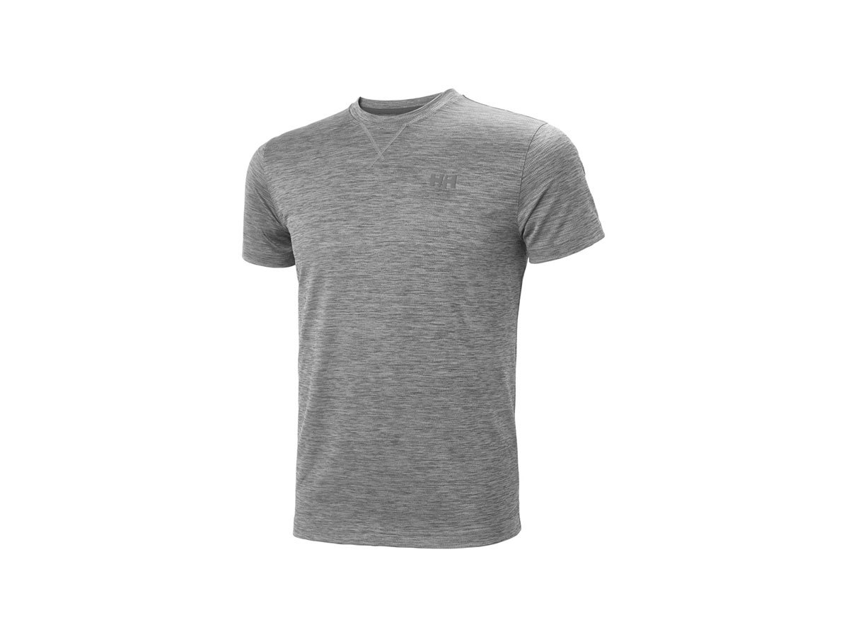 Helly Hansen VERGLAS GO T-SHIRT - EBONY - L (62949_980-L )