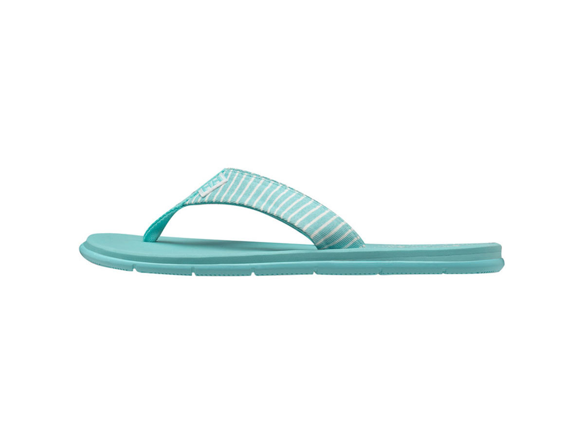 Helly Hansen W IRIS SANDAL - GLACIER BLUE / OFF WHITE - EU 40.5/US 9 (11585_648-9F )