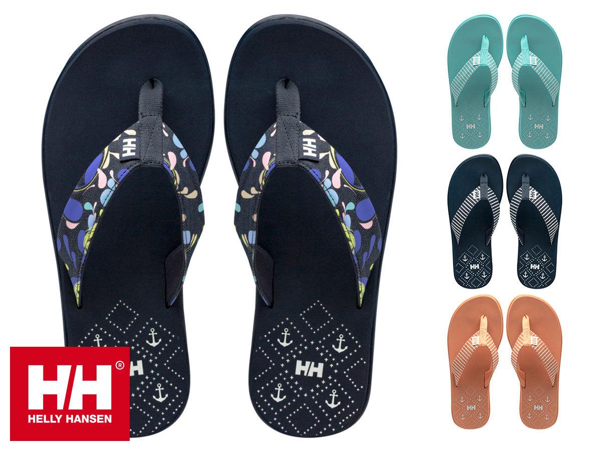 Helly Hansen W IRIS SANDAL női flip-flop strandpapucs 36-42 méretben, kitűnő tapadást biztosító gumitalppal