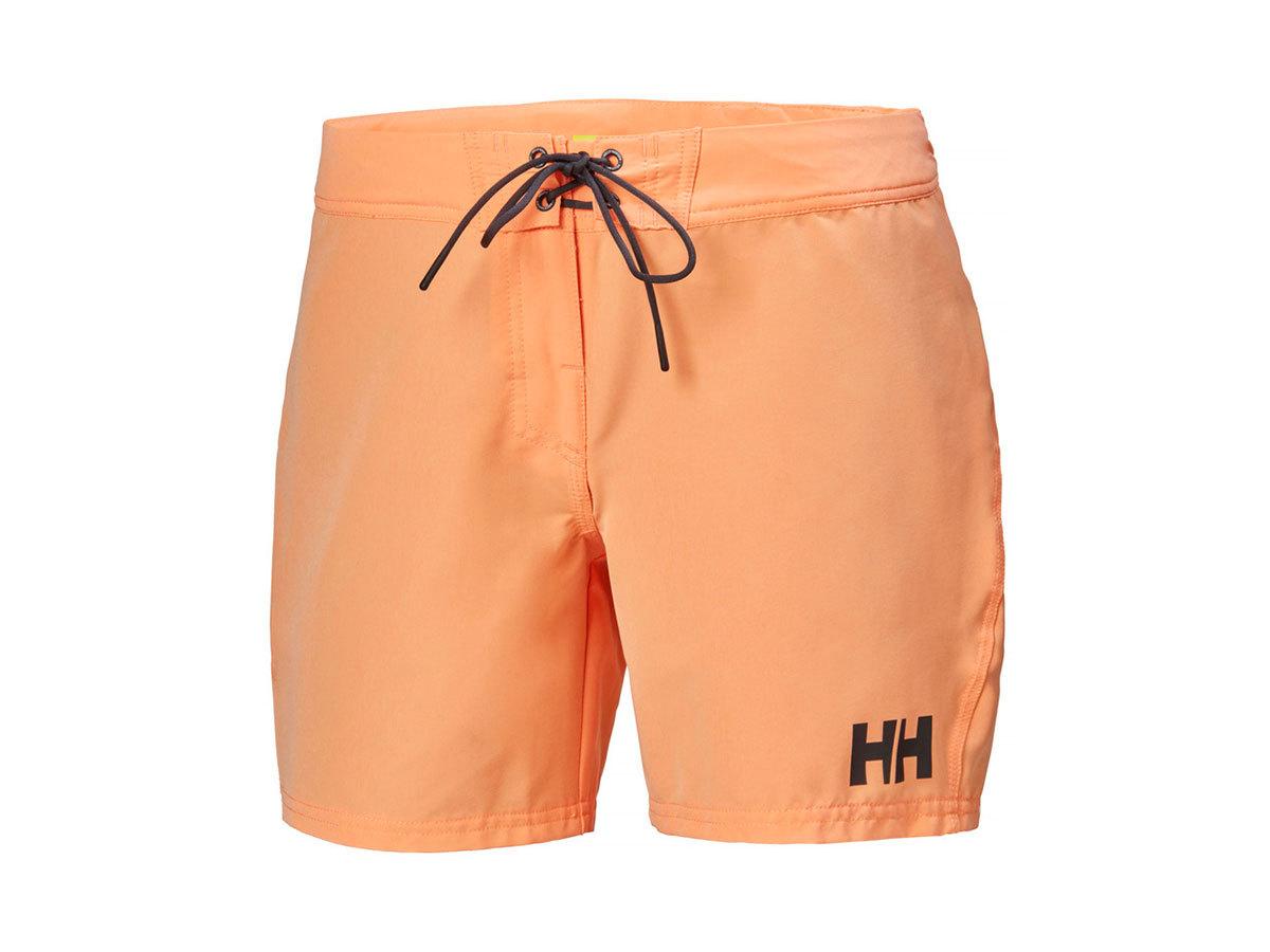 "Helly Hansen W HP BOARD SHORT 6"" - MELON - L (34099_071-L )"