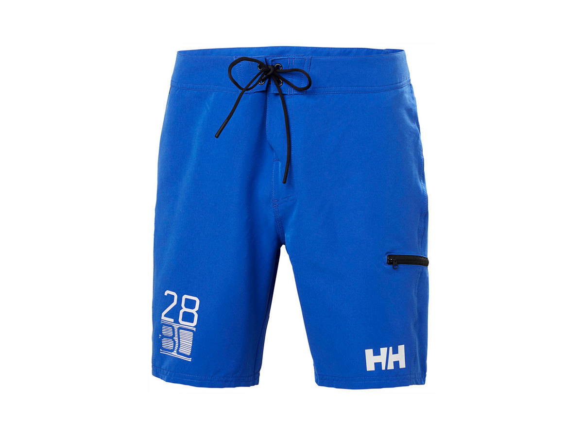 "Helly Hansen HP BOARD SHORTS 9"" - ROYAL BLUE - 28 (34058_514-28 )"