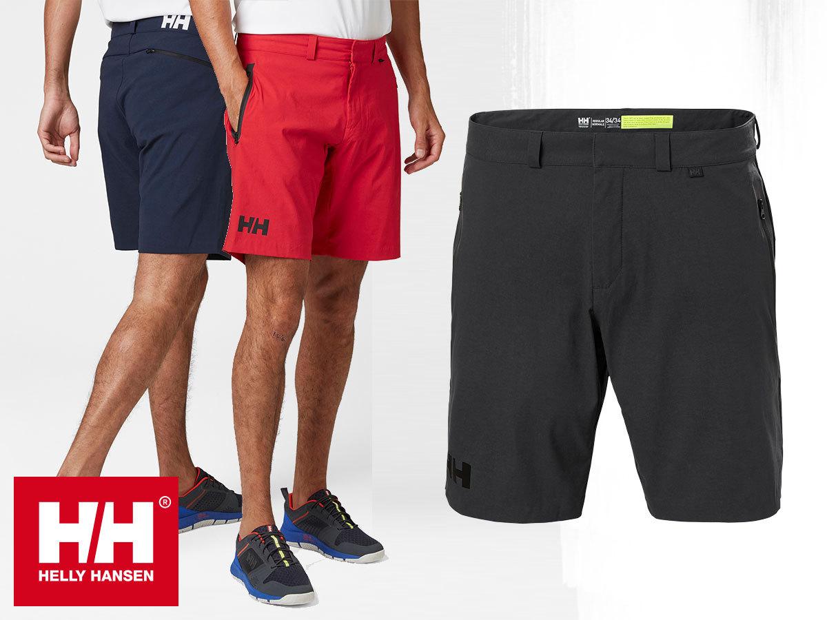 Helly Hansen HP RACING SHORTS - rövidnadrág férfiaknak gyorsan száradó szövetből (28-42)