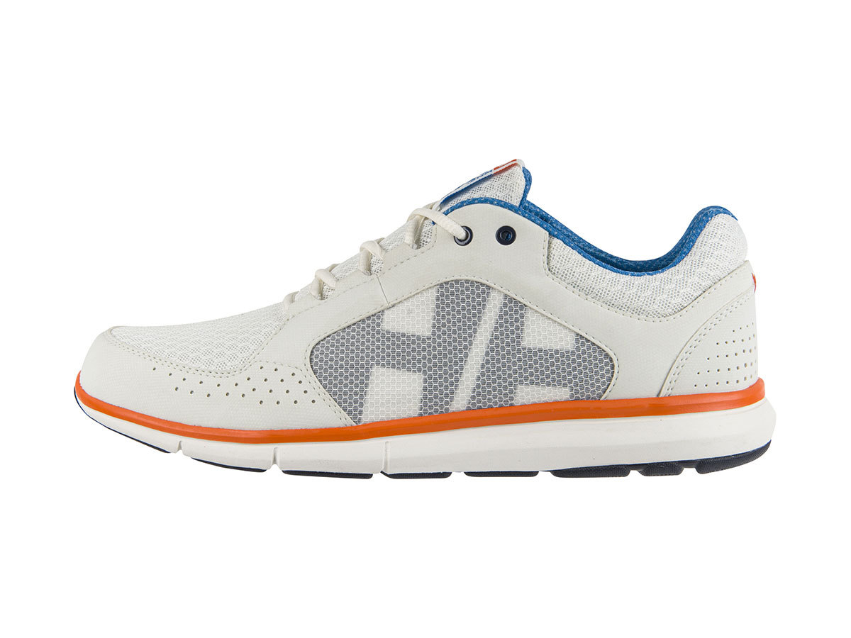 Helly Hansen AHIGA V4 HYDROPOWER - OFF WHITE / RACER BLUE / - EU 40/US 7 (11582_012-7 )