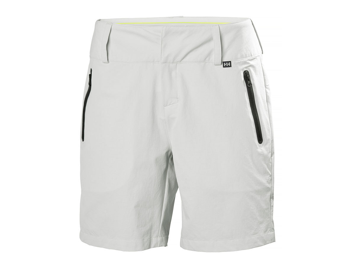 Helly Hansen W CREWLINE SHORTS - GREY FOG - 32 (33957_853-32 )