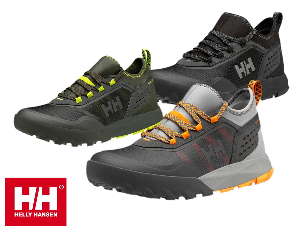 Helly Hansen LOKE RAMBLER HT cipő férfiaknak vízálló, lélegző kialakítással, forradalmi külsővel, kényelmes EVA talpbetéttel (40-48)