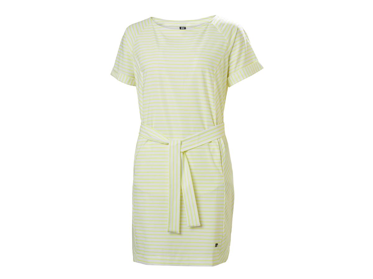 Helly Hansen W THALIA SUMMER DRESS - SUNNY LIME - L (34164_379-L )