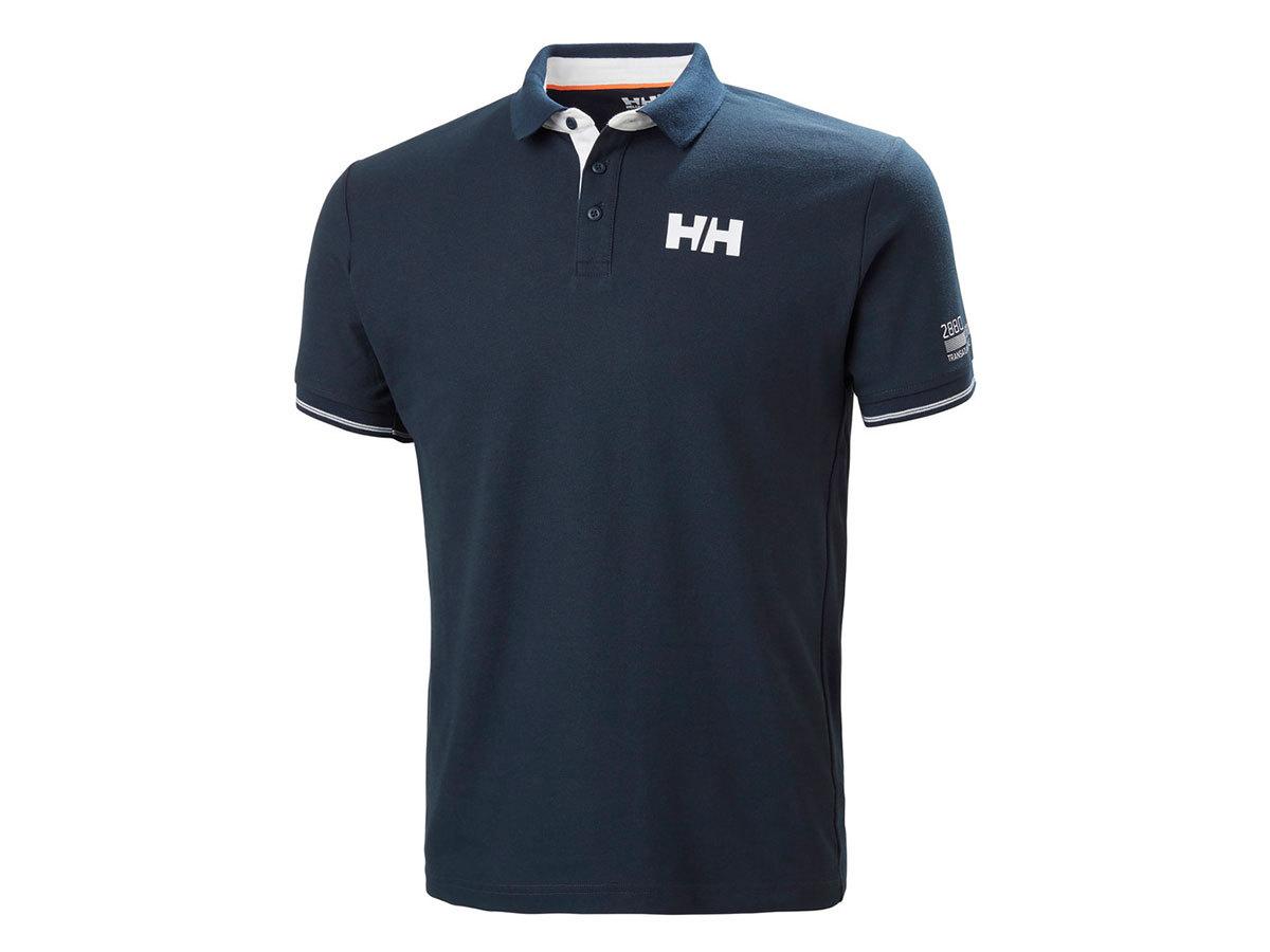 Helly Hansen HP SHORE POLO - NAVY - L (34051_598-L )