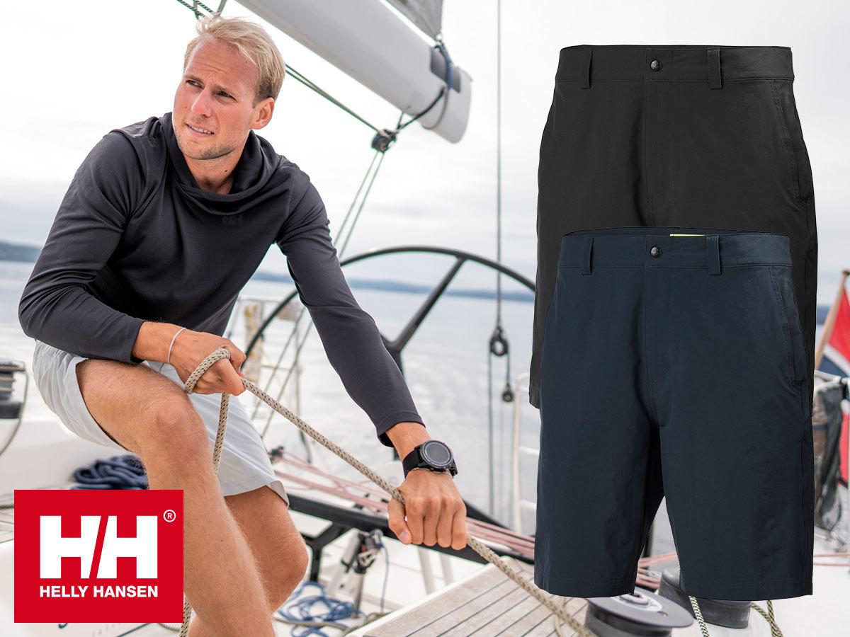 """Helly Hansen HP QD CLUB SHORTS 10"""" - férfi rövidnadrág gyorsan száradó anyagból"""
