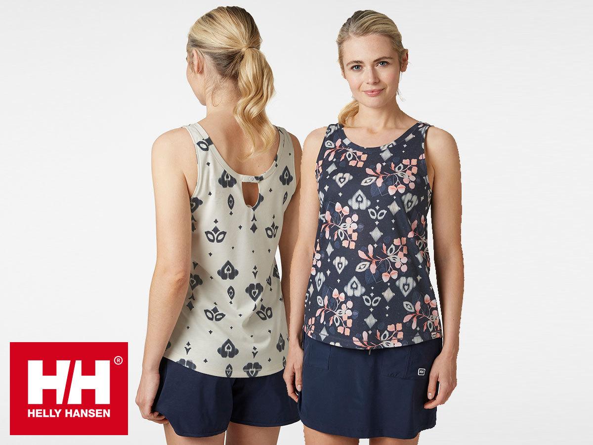 Helly Hansen W LIA SINGLET trikó / puha, rugalmas anyag, extra kényelem - egyes termékek AZONNAL ÁTVEHETŐEK (XS-XL)