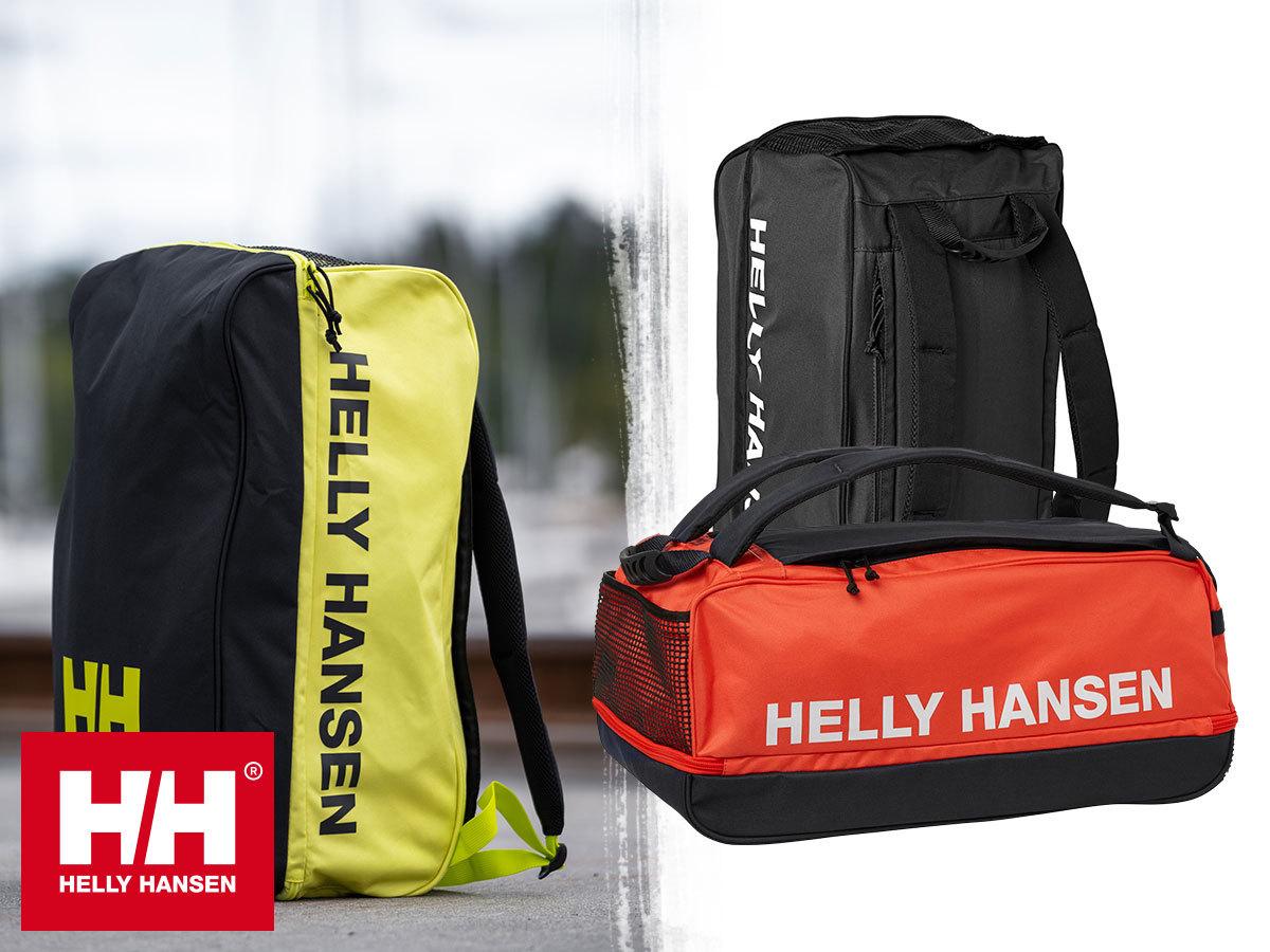 Helly Hansen HH RACING BAG táska (35l) strapabíró anyagból - vízparti kalandokhoz, hétvégi utazásokhoz