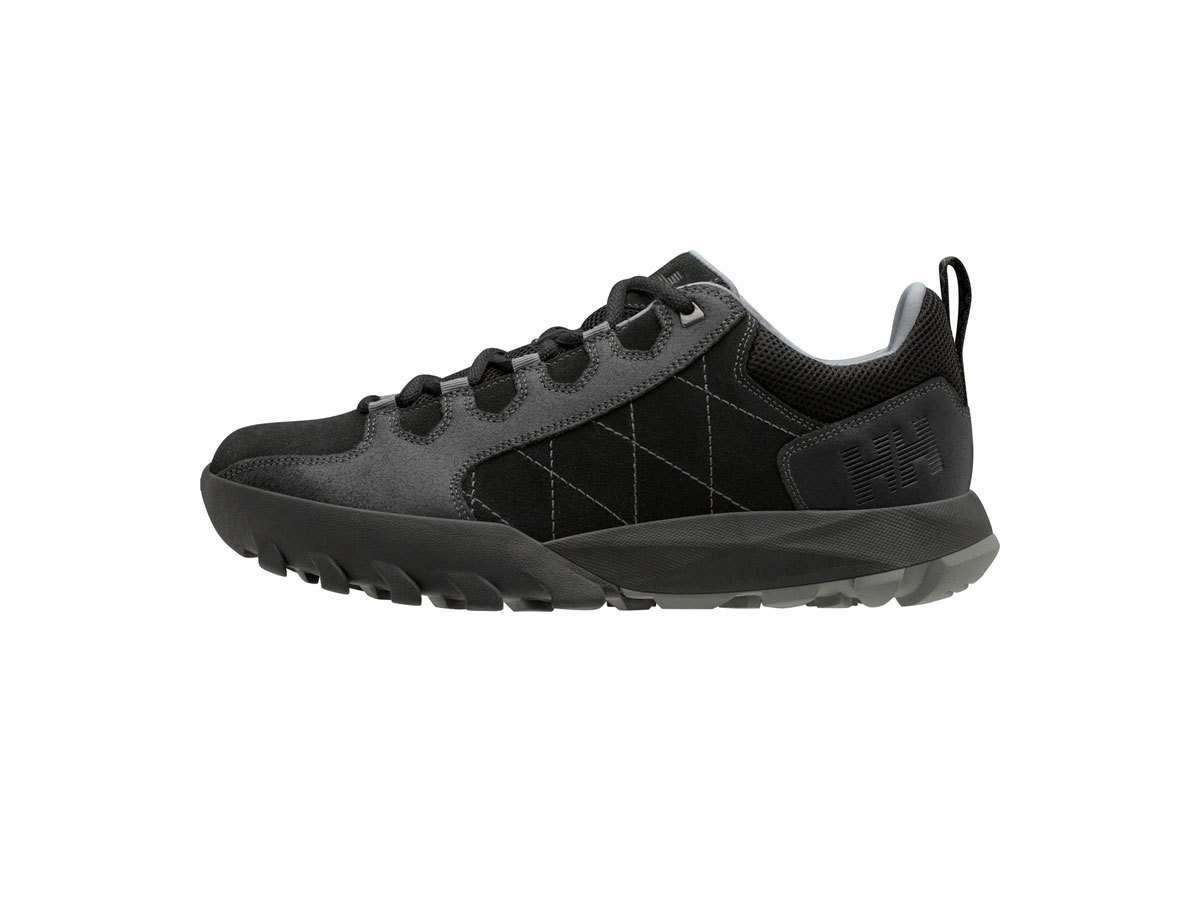 Helly Hansen LOKE RAMBLER APPROACH - BLACK / EBONY / CHARCOAL - EU 42/US 8.5 (11564_990-8.5 )