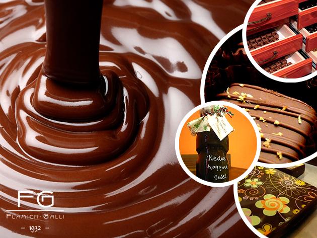 Kézműves csokoládé és más ínyencségek egy igazán patináns manufaktúrától!