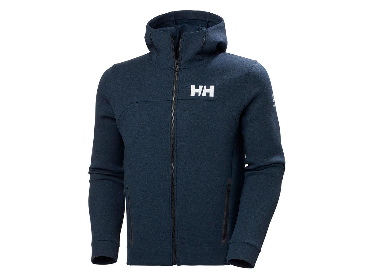 Helly Hansen HP OCEAN FZ HOODIE - NAVY - XXL (34044_597-2XL )