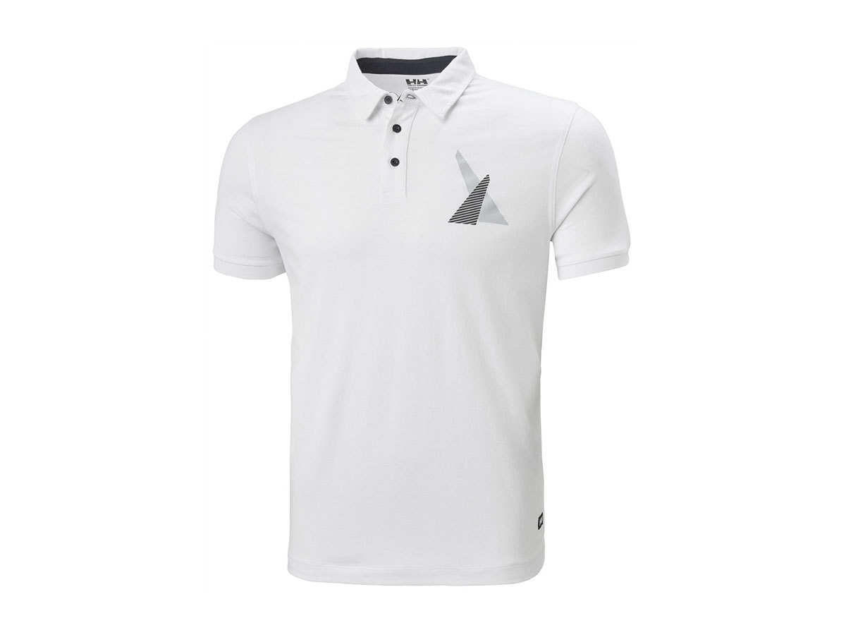 Helly Hansen FJORD POLO - WHITE - L (53024_006-L )
