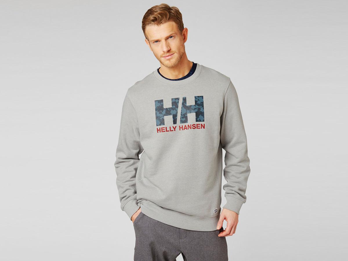 Helly Hansen F2F COTTON SWEATER - PENGUIN - S (62933_841-S )