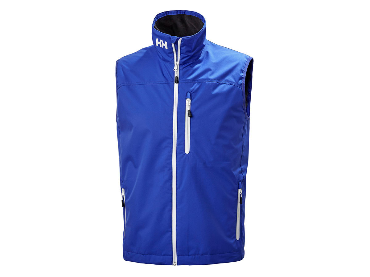 Helly Hansen CREW VEST - ROYAL BLUE - XXL (30270_514-2XL )