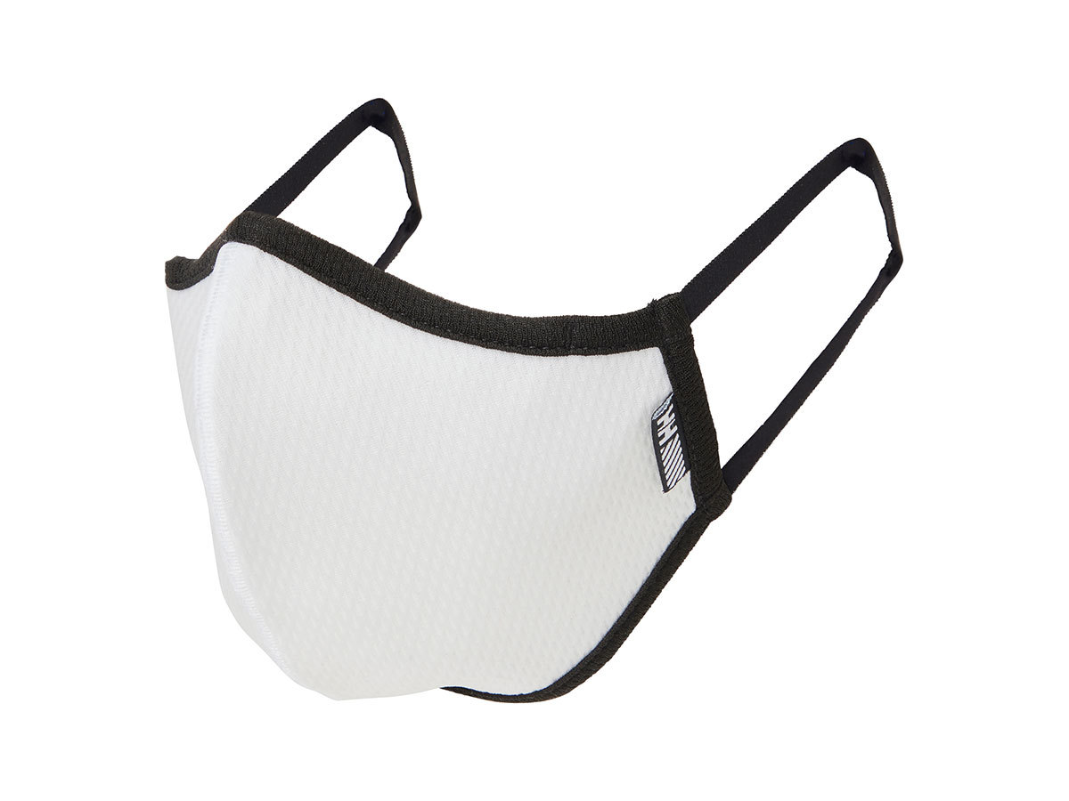 Helly Hansen HH LIFA FACE MASK - WHITE - S/M (20404_001-S/M )