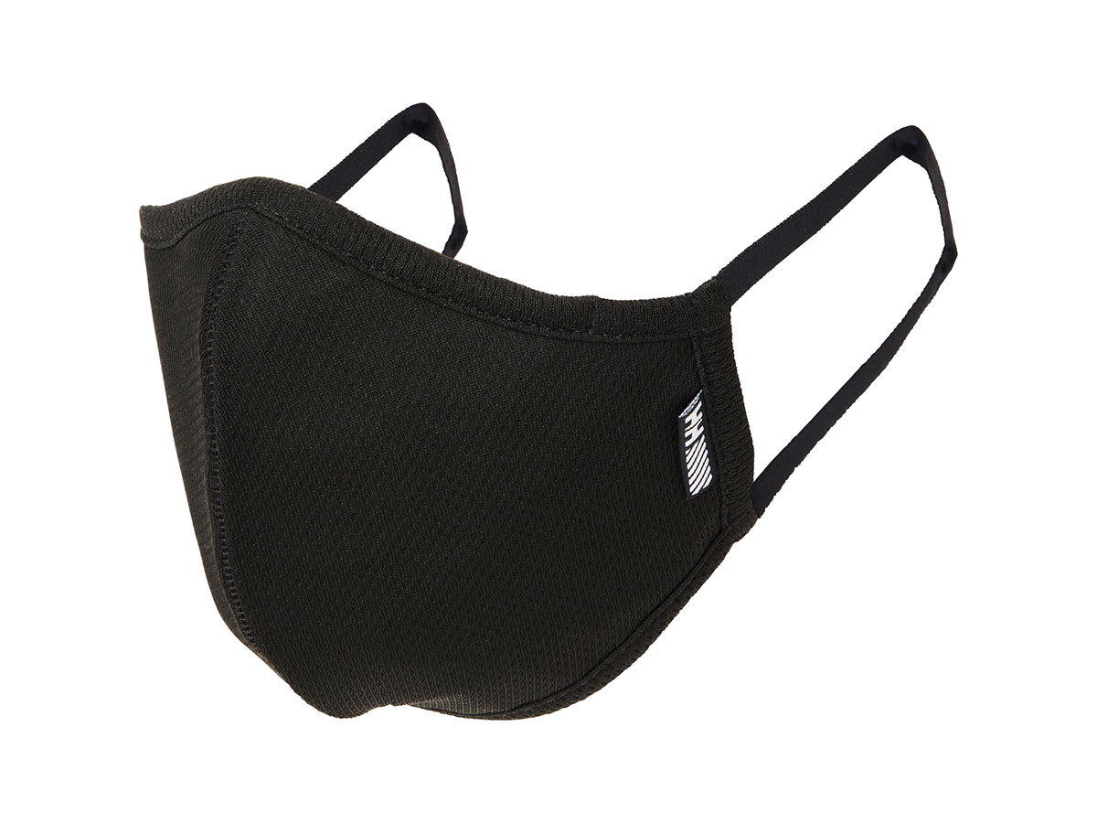 Helly Hansen HH LIFA FACE MASK - BLACK - S/M (20404_990-S/M )