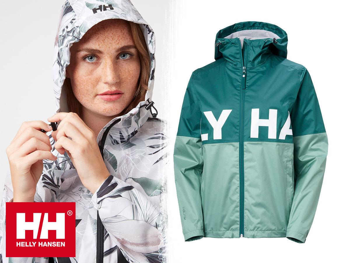 Helly Hansen W AMUZE JACKET ikonikus retro vízálló dzseki