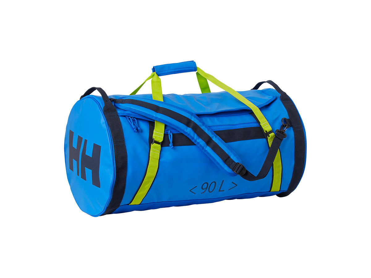 Helly Hansen HH DUFFEL BAG 2 90L - ELECTRIC BLUE / NAVY / AZ - STD (68003_639-STD )
