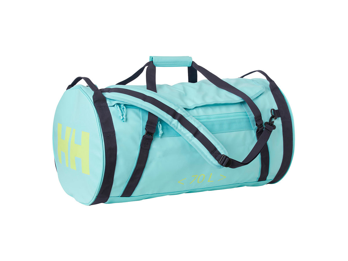 Helly Hansen HH DUFFEL BAG 2 70L - GLACIER BLUE / GRAPHITE B - STD (68004_648-STD )