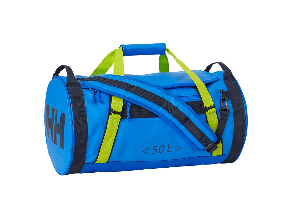 Helly Hansen HH DUFFEL BAG 2 50L - ELECTRIC BLUE / NAVY / AZ - STD (68005_639-STD )