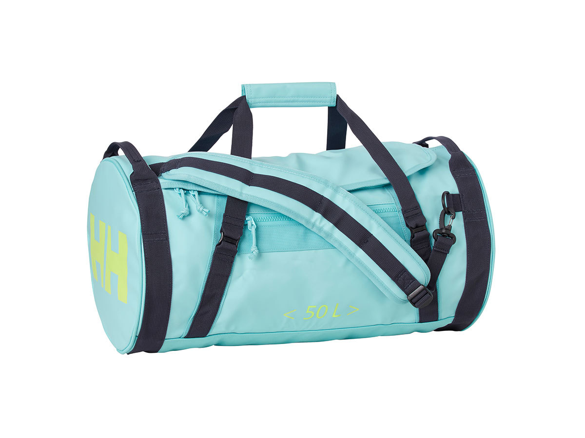 Helly Hansen HH DUFFEL BAG 2 50L - GLACIER BLUE / GRAPHITE B - STD (68005_648-STD )