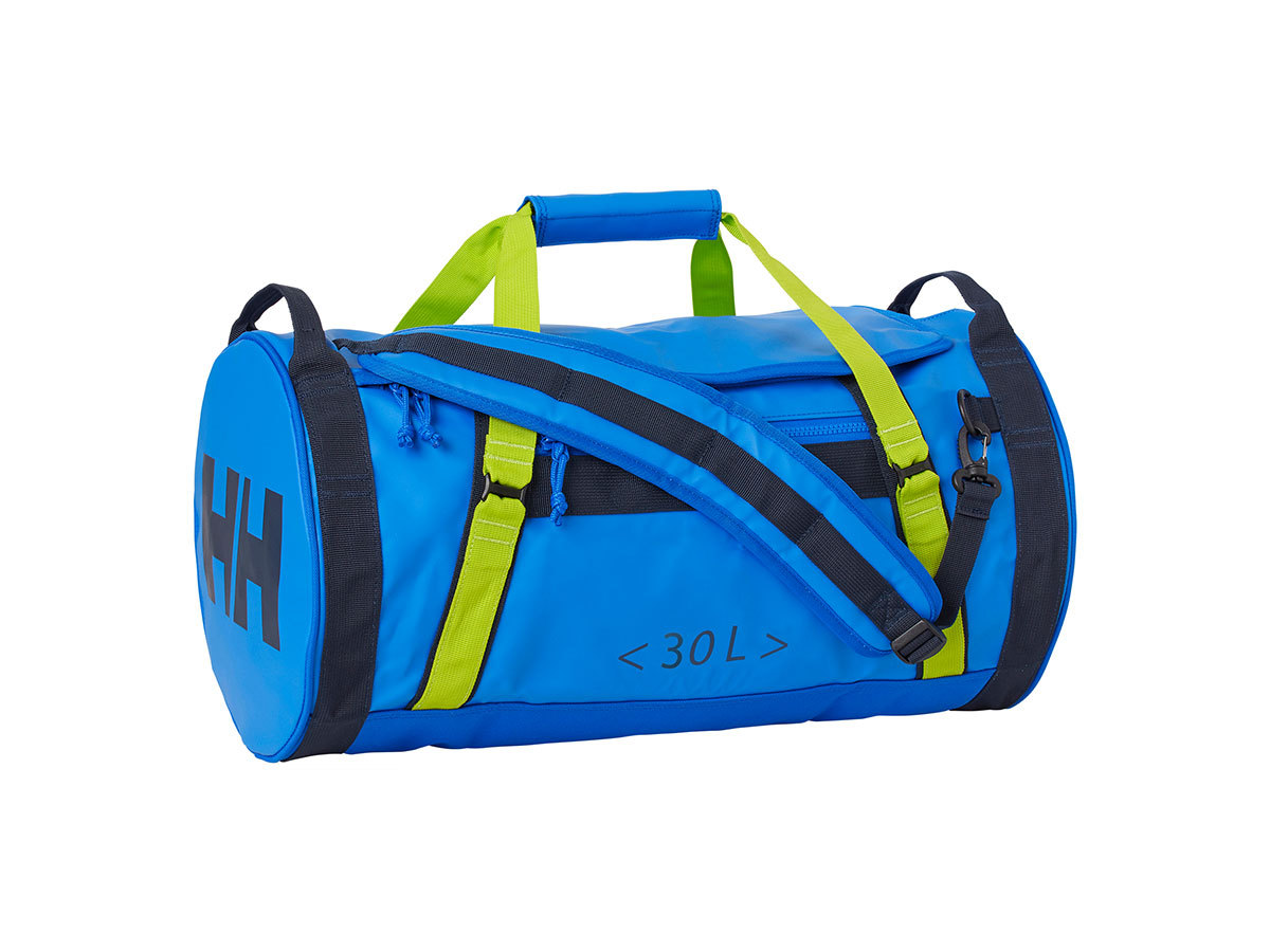 Helly Hansen HH DUFFEL BAG 2 30L - ELECTRIC BLUE / NAVY / AZ - STD (68006_639-STD )