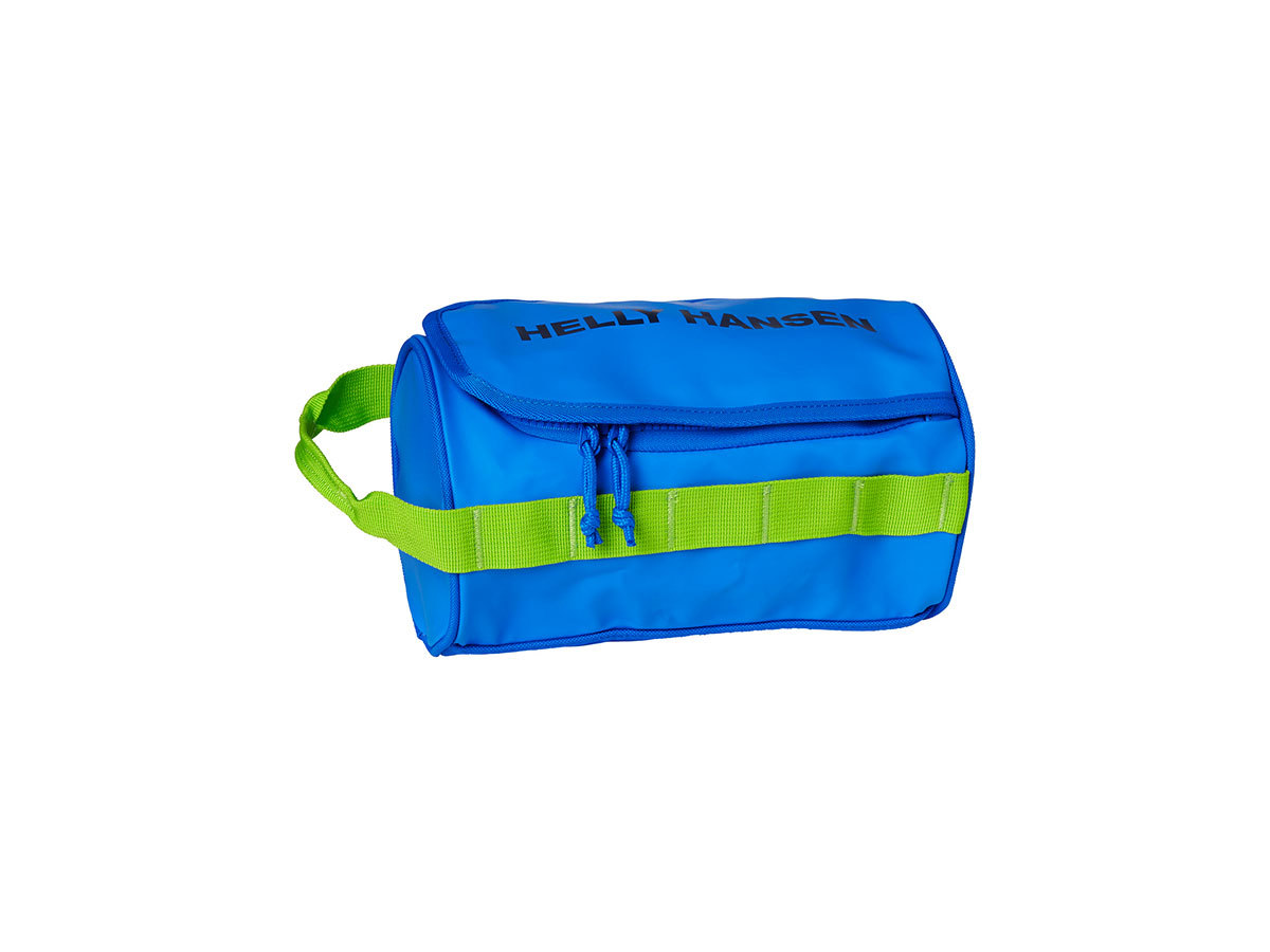Helly Hansen HH WASH BAG 2 - ELECTRIC BLUE / NAVY / AZ - STD (68007_639-STD )