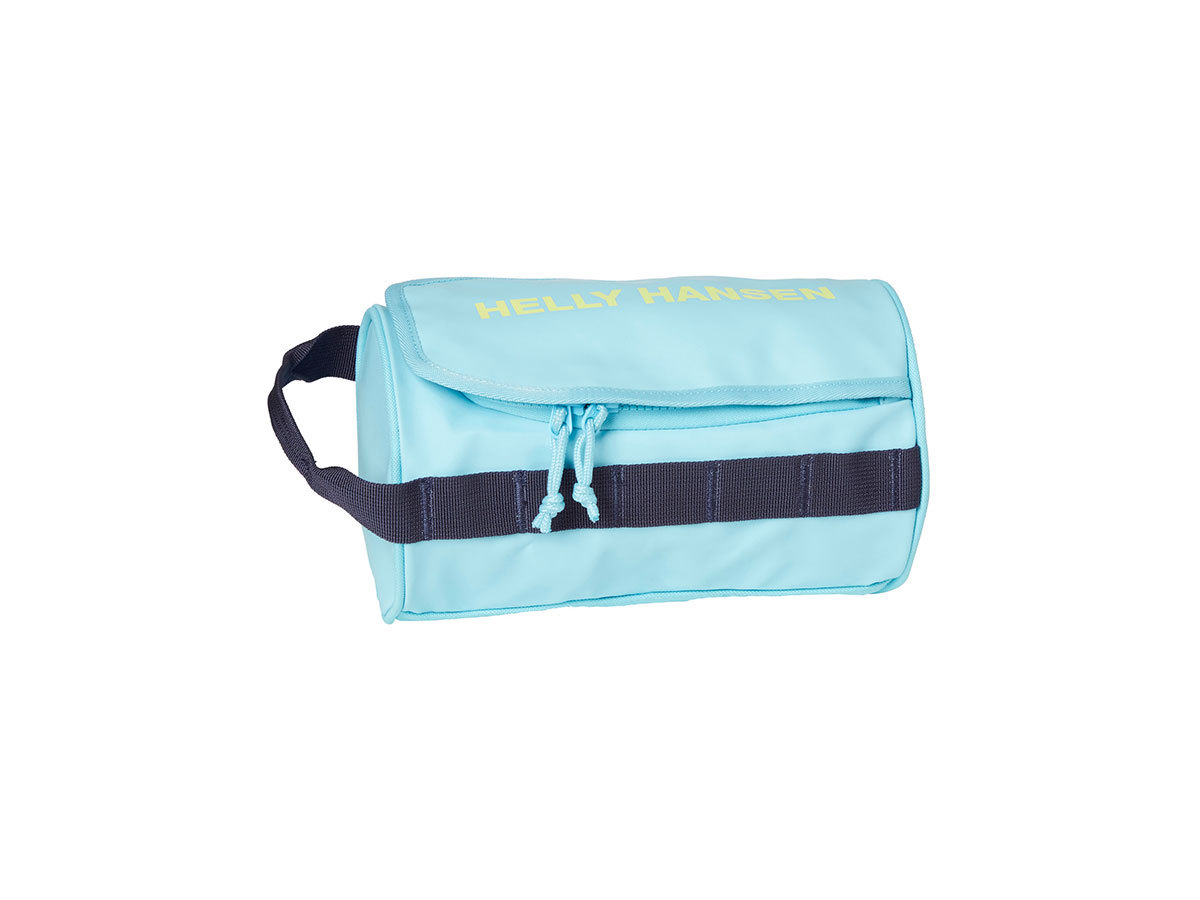 Helly Hansen HH WASH BAG 2 - GLACIER BLUE / GRAPHITE B - STD (68007_648-STD )