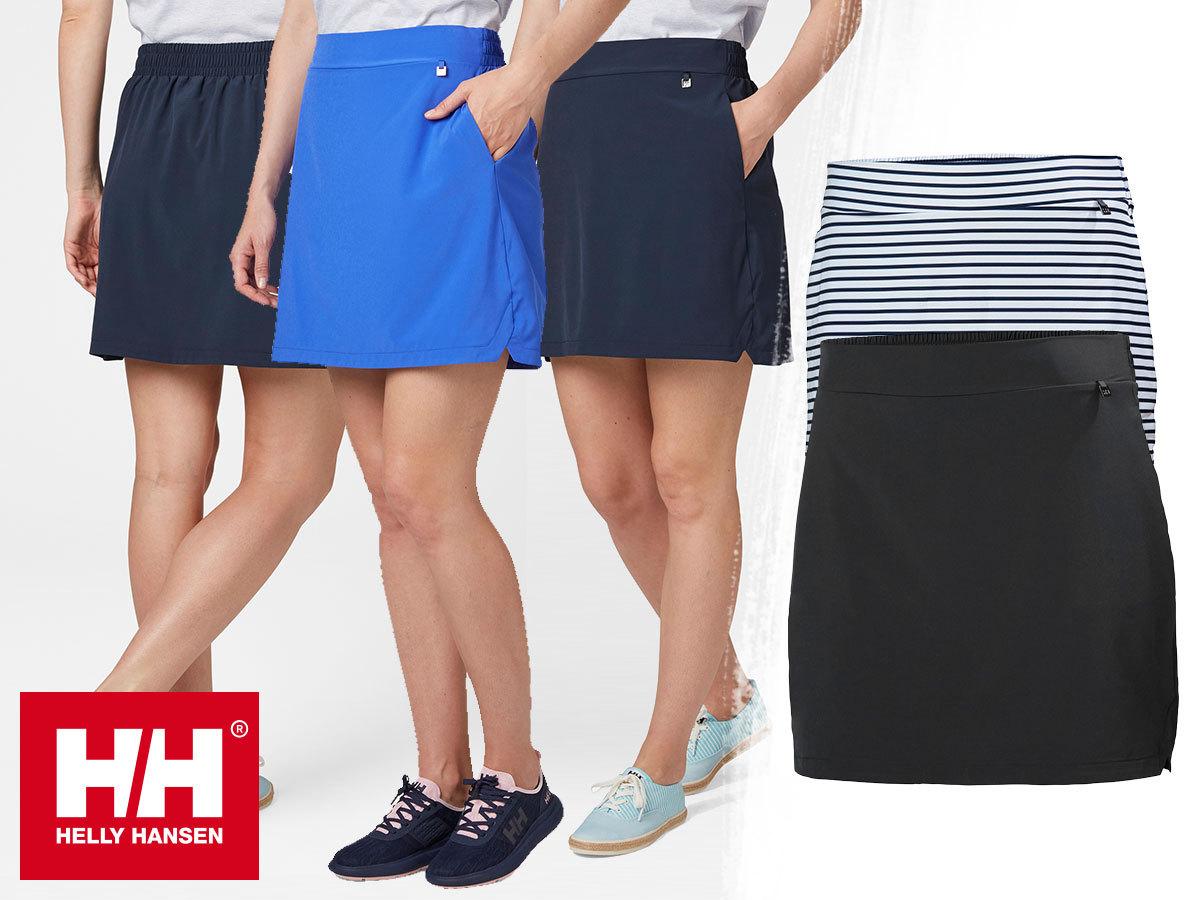 Helly Hansen W THALIA SKIRT kényelmes, sportosan nőies szoknya szabadidős tevékenységekhez