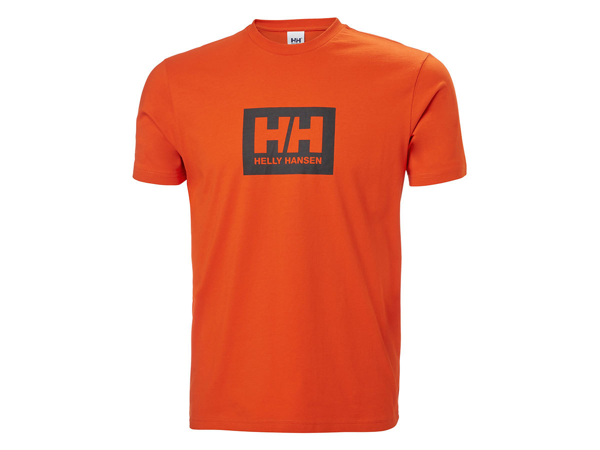 Helly Hansen HH BOX T - PATROL ORANGE - L (53285_300-L )