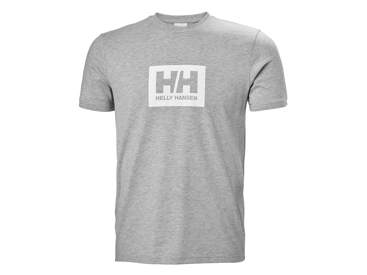 Helly Hansen HH BOX T - GREY MELANGE - L (53285_950-L )