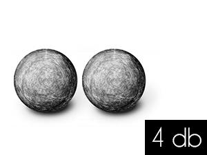 Ásványi kő Csikung golyók (4 db)