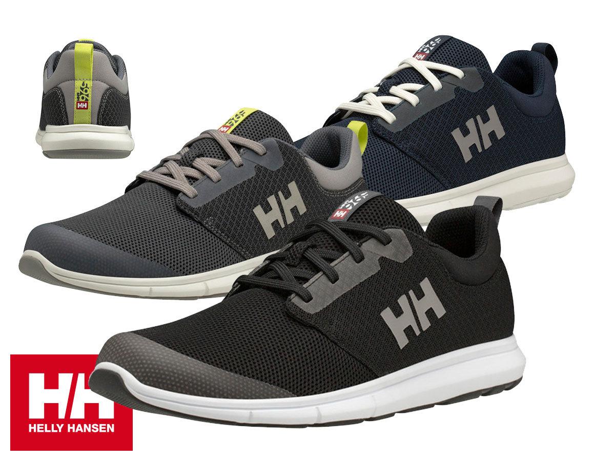 Helly Hansen Feathering sokoldalú férfi sportcipő, sneaker - gyorsan száradó és lélegző felső résszel, kitűnő tapadással