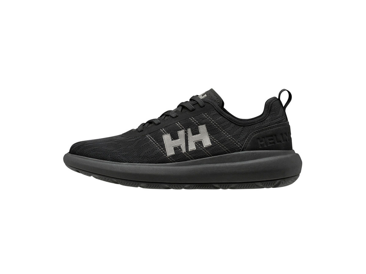Helly Hansen SPINDRIFT SHOE V2 - BLACK/EBONY - EU 42.5/US 9 (11586_990-9 )