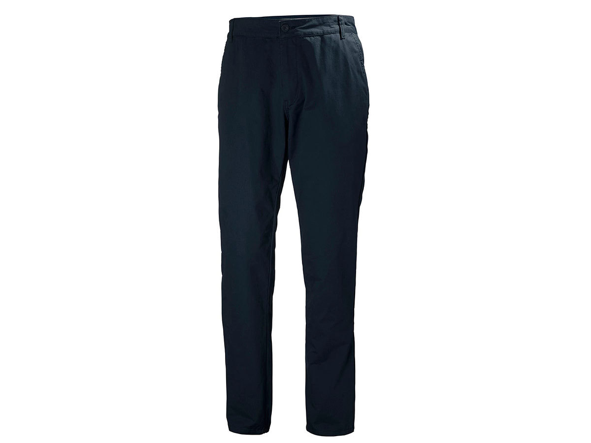 Helly Hansen CREW CHINOS - NAVY - 32 (34126_597-32 )