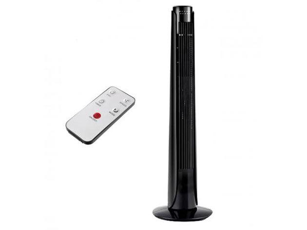 Oszlop ventilátor - HOP1001098-1  fekete
