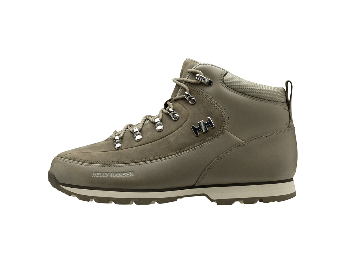 Helly Hansen THE FORESTER - FALLEN ROCK / ALUMINUM / - EU 42.5/US 9 (10513_720-9 )