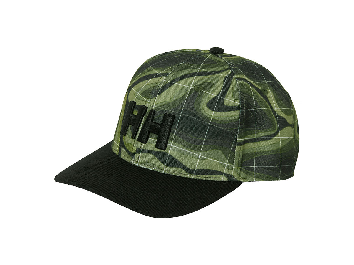 Helly Hansen HH BRAND CAP - BELUGA NMM PRINT - STD (67300_482-STD )