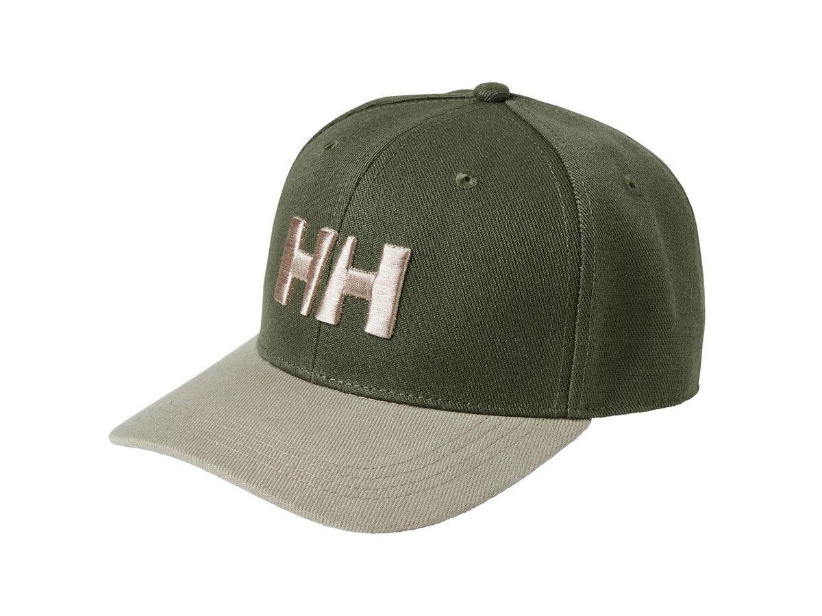 Helly Hansen HH BRAND CAP - FOREST NIGHT - STD (67300_469-STD )