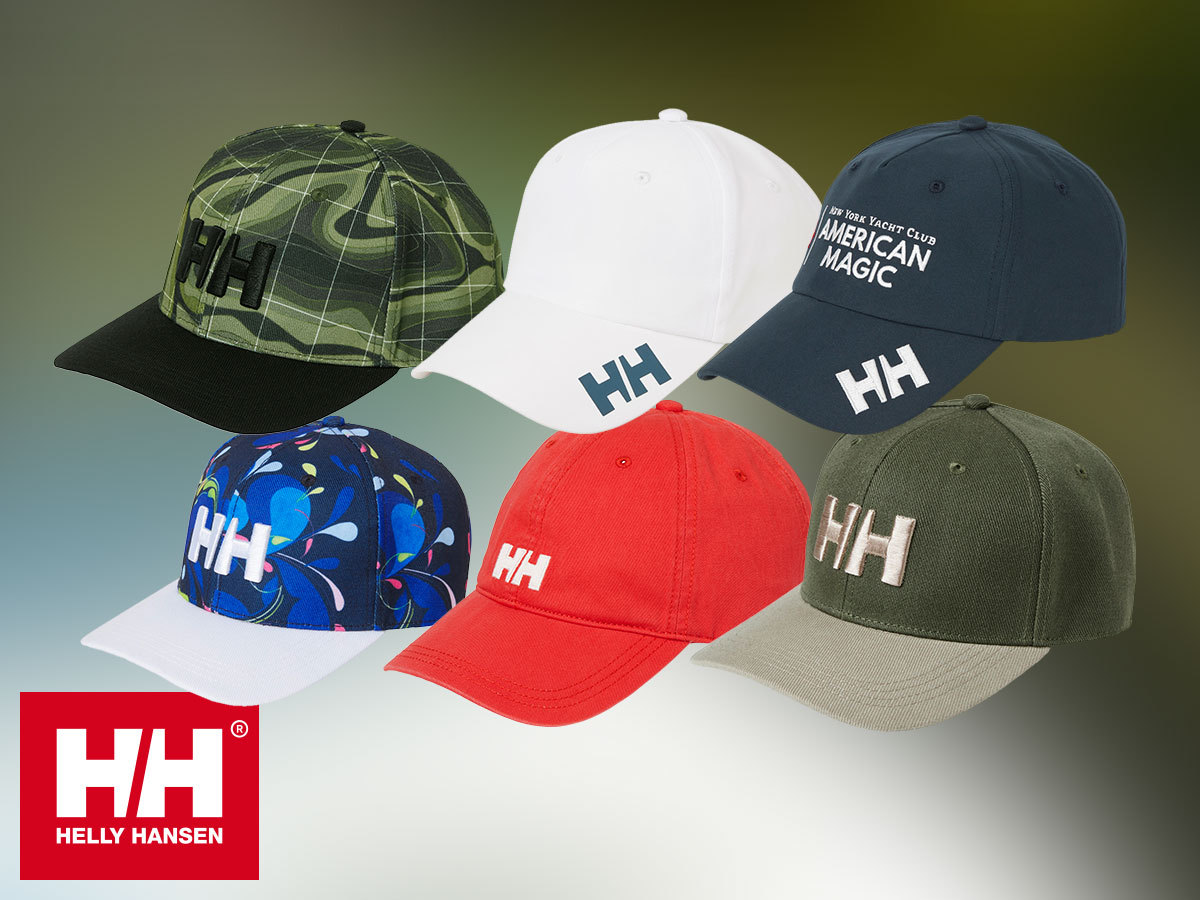 Helly Hansen HH BRAND CAP, CREW, LOGO, HP FOIL CAP uniszex baseball sapkák / erős vászon anyag, állítható méret