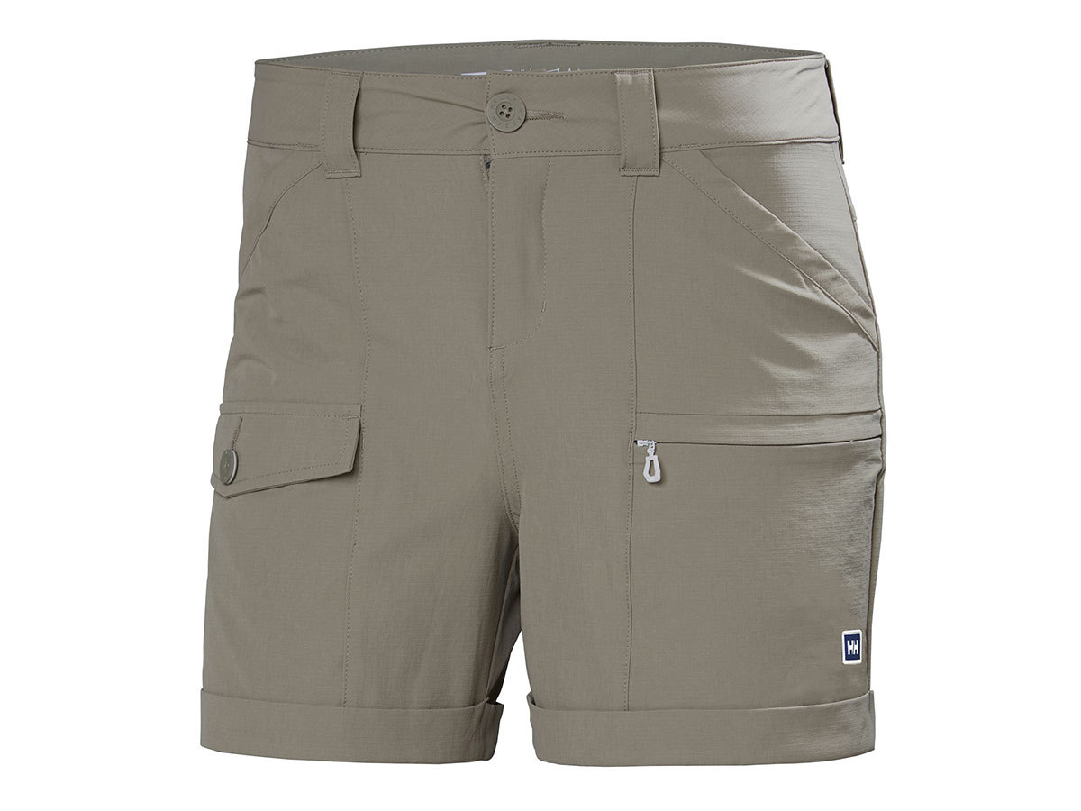 Helly Hansen W MARIDALEN SHORTS - FALLEN ROCK - XL (62872_720-XL )