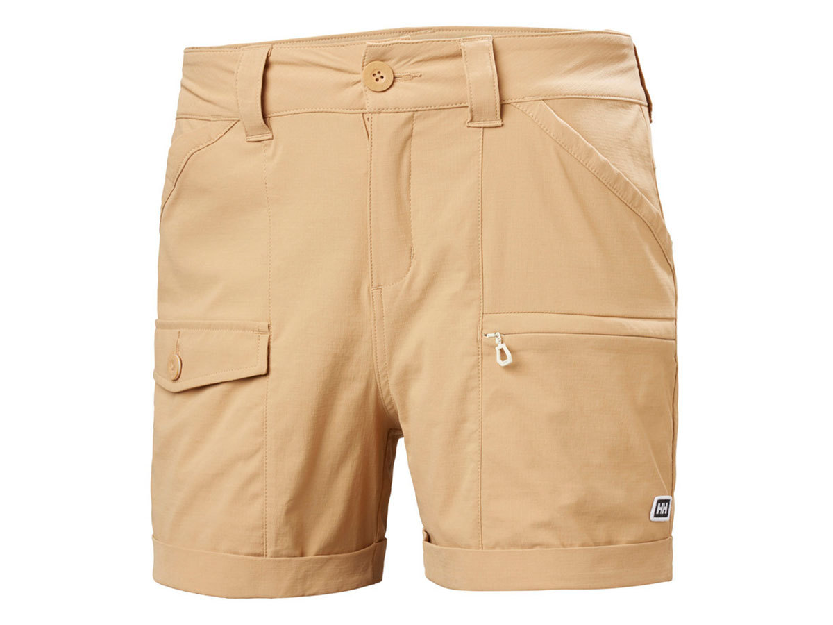 Helly Hansen W MARIDALEN SHORTS - ICED COFFEE - M (62872_702-M )