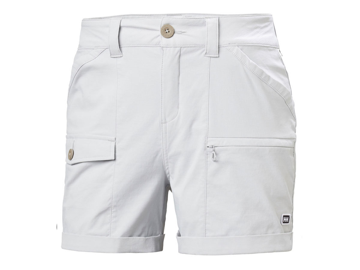 Helly Hansen W MARIDALEN SHORTS - GREY FOG - XL (62872_853-XL )