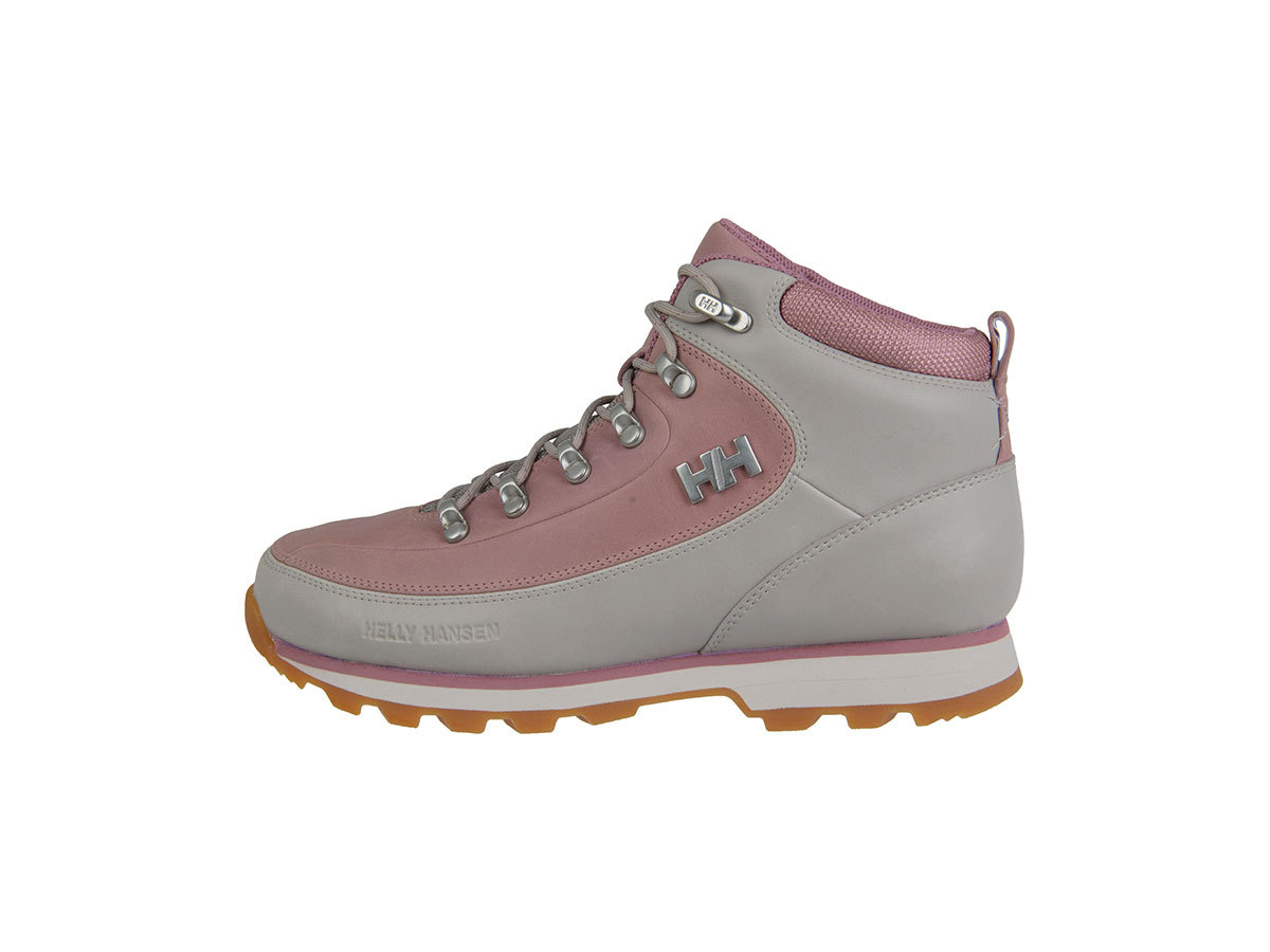 Helly Hansen W THE FORESTER - SILVER CLOUD / BRIDAL ROS - EU 37/US 6 (10516_193-6F )