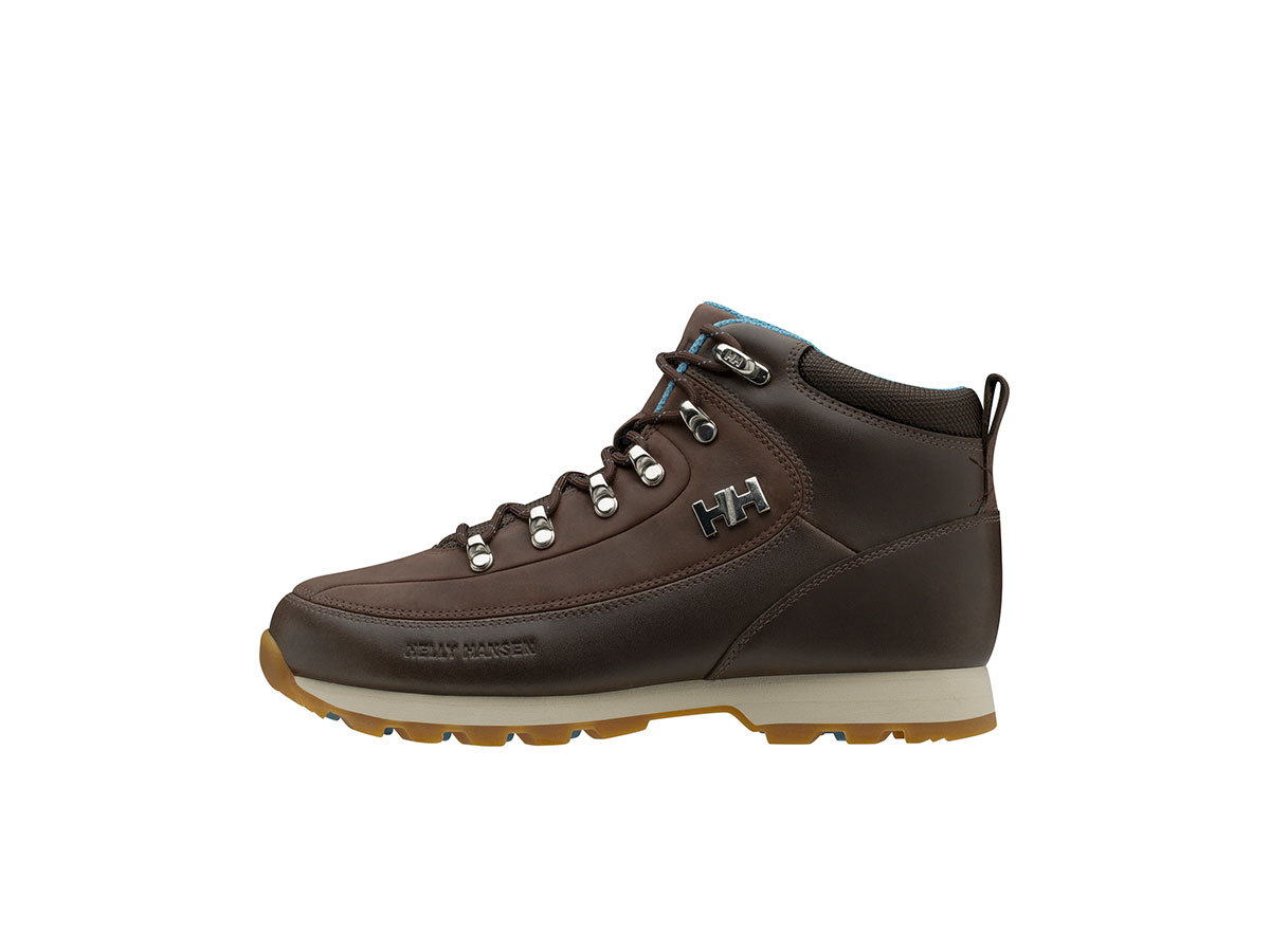 Helly Hansen W THE FORESTER - COFFEE BEAN / TUNDRA BLUE - EU 37/US 6 (10516_709-6F )