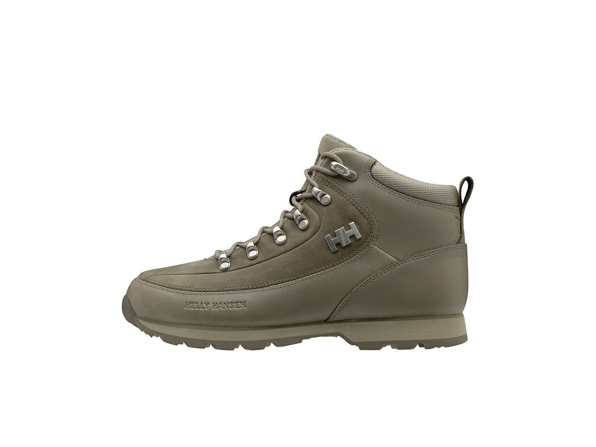 Helly Hansen W THE FORESTER - FALLEN ROCK / ALUMINUM / - EU 36/US 5.5 (10516_720-5.5F )