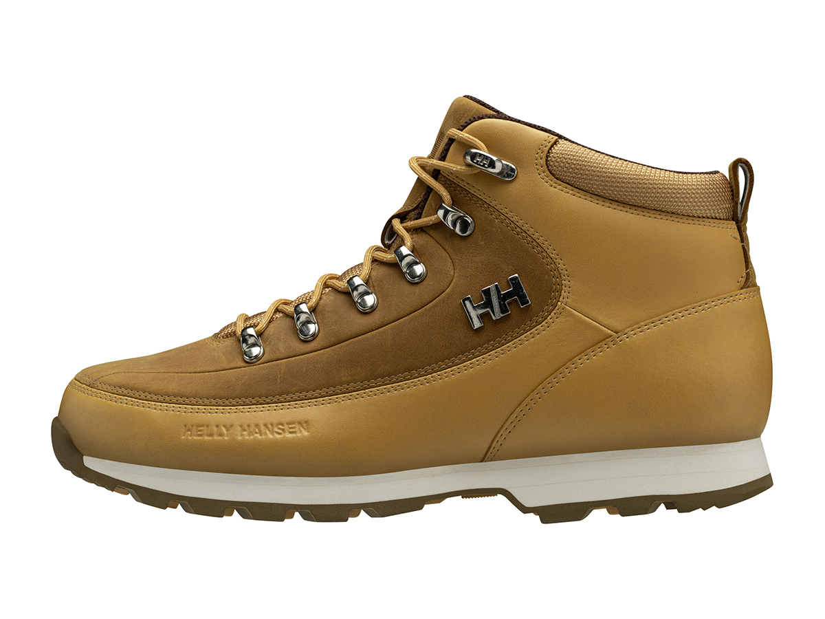 Helly Hansen THE FORESTER - NEW WHEAT/OFF WHI/DARK GU - EU 44.5/US 10.5 (10513_728-10.5 )
